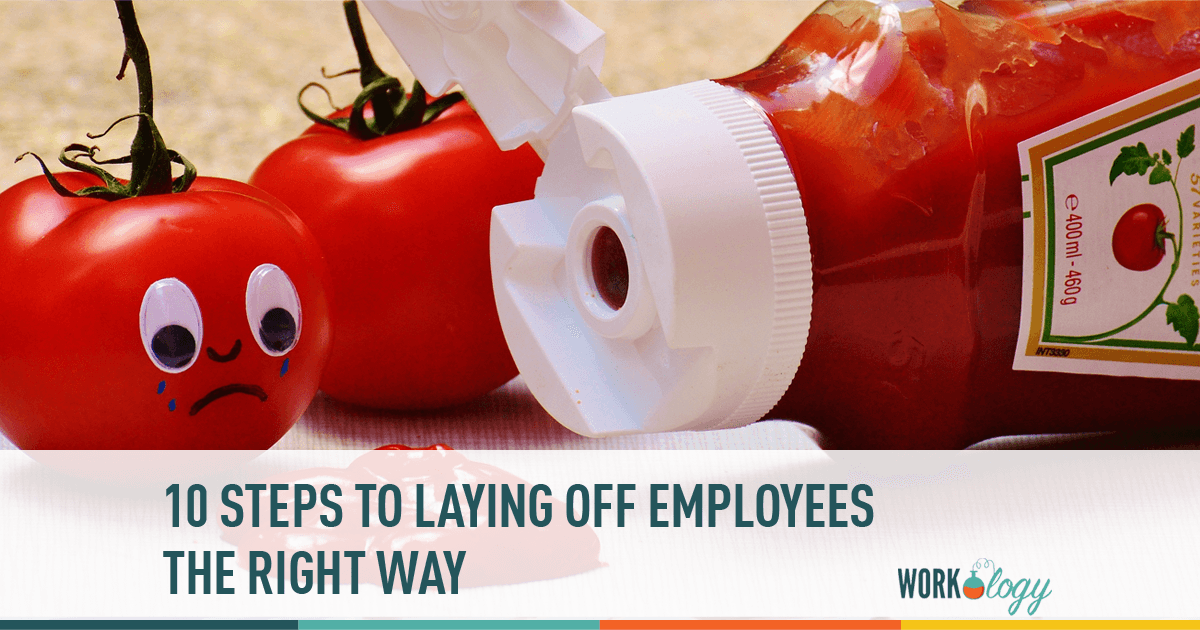 layoffs, fired, termination, cutbacks
