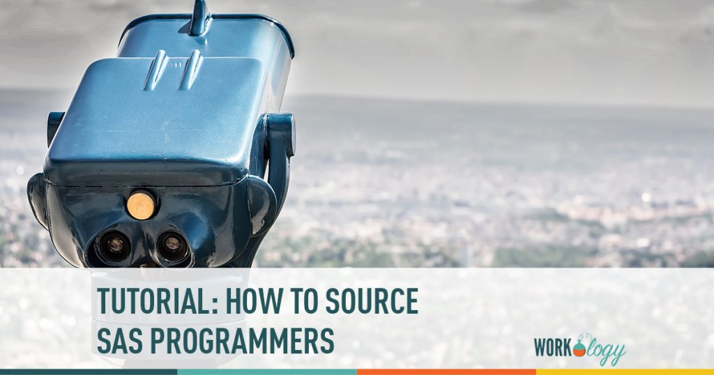 sourcing, recruiting. sas, programmers