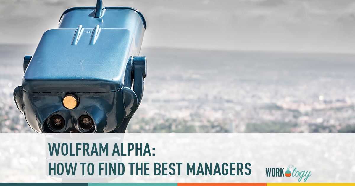 manager, wolfram alpha, leadership, qualities