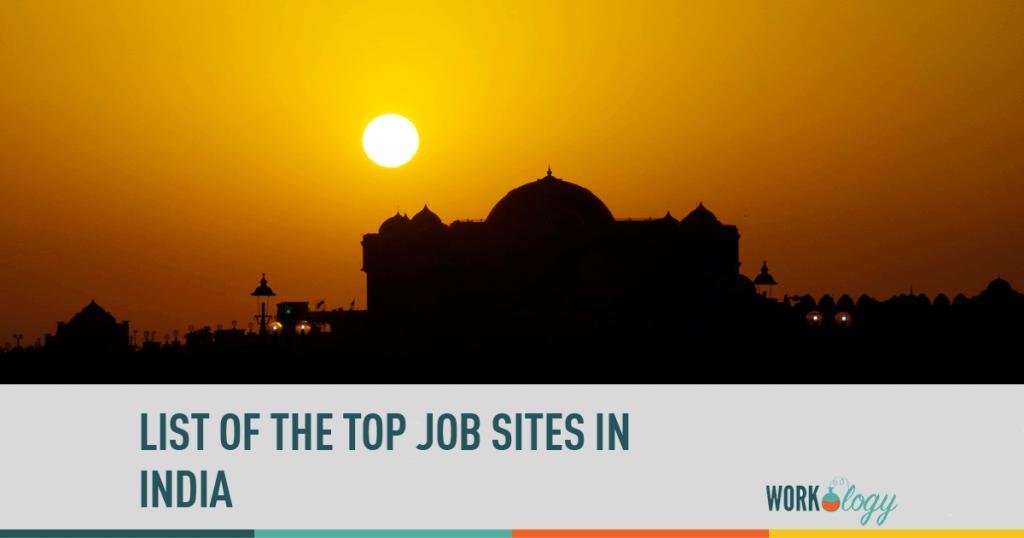 job boards, job sites, india