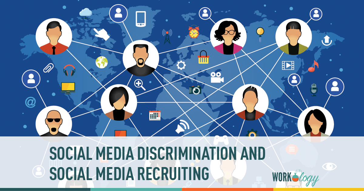 social media, discrimination, recruiting