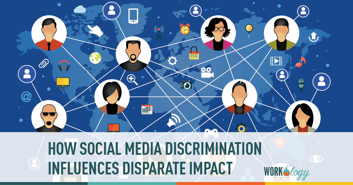social media, discrimination, disparate, workplace