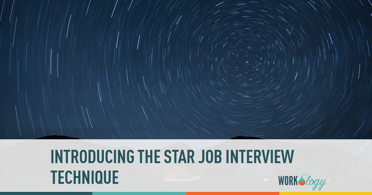 jobs, interviews, star job interview technique