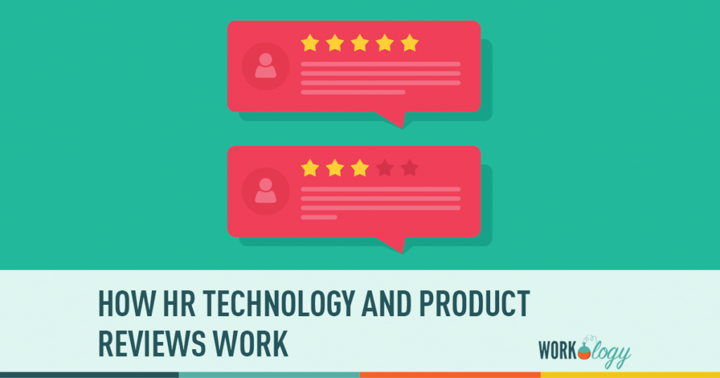 HR technology product reviews