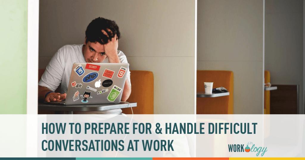 conversations, workplace, preparation