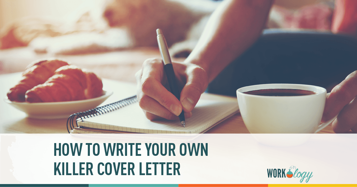 Writing That Killer Cover Letter Primary Design Useful