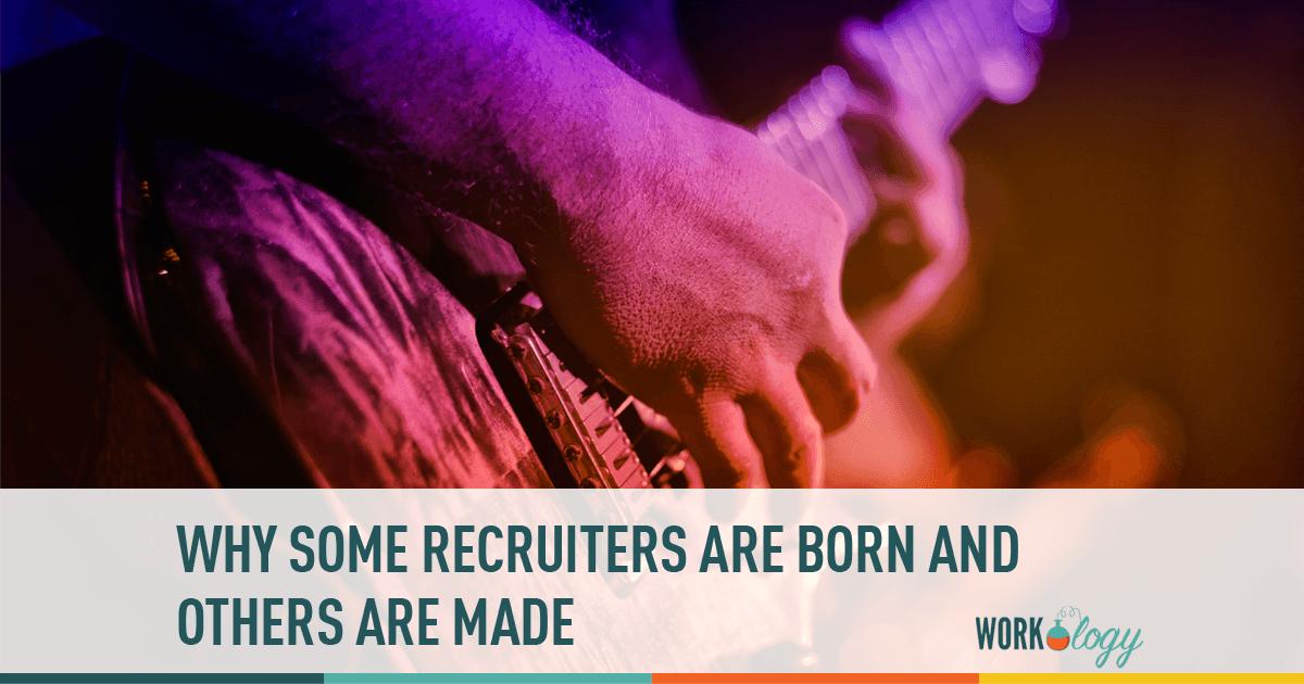 recruiters, self made, communication