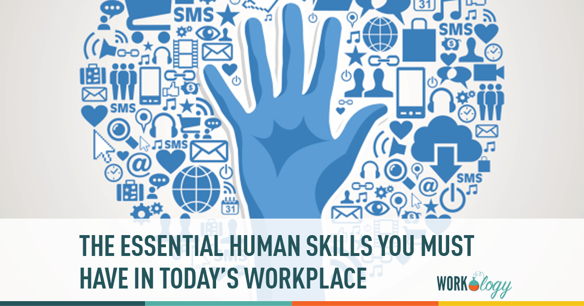 human skills, workplace, job, essential, qualifications