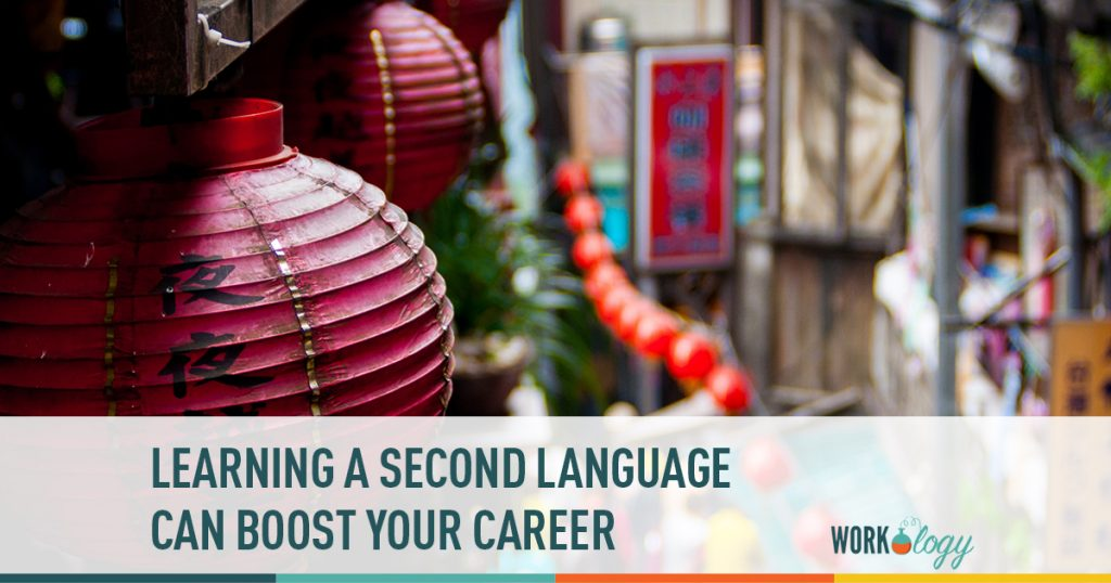 learning, second language, boost, career, longevity