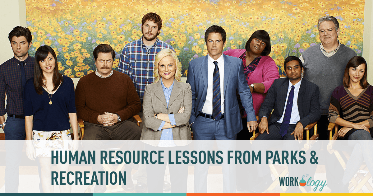 HR, lessons learned, park & recreation