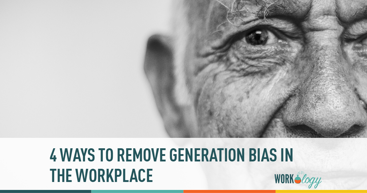 generation bias, workplace, diversity, senior citizens, ageism