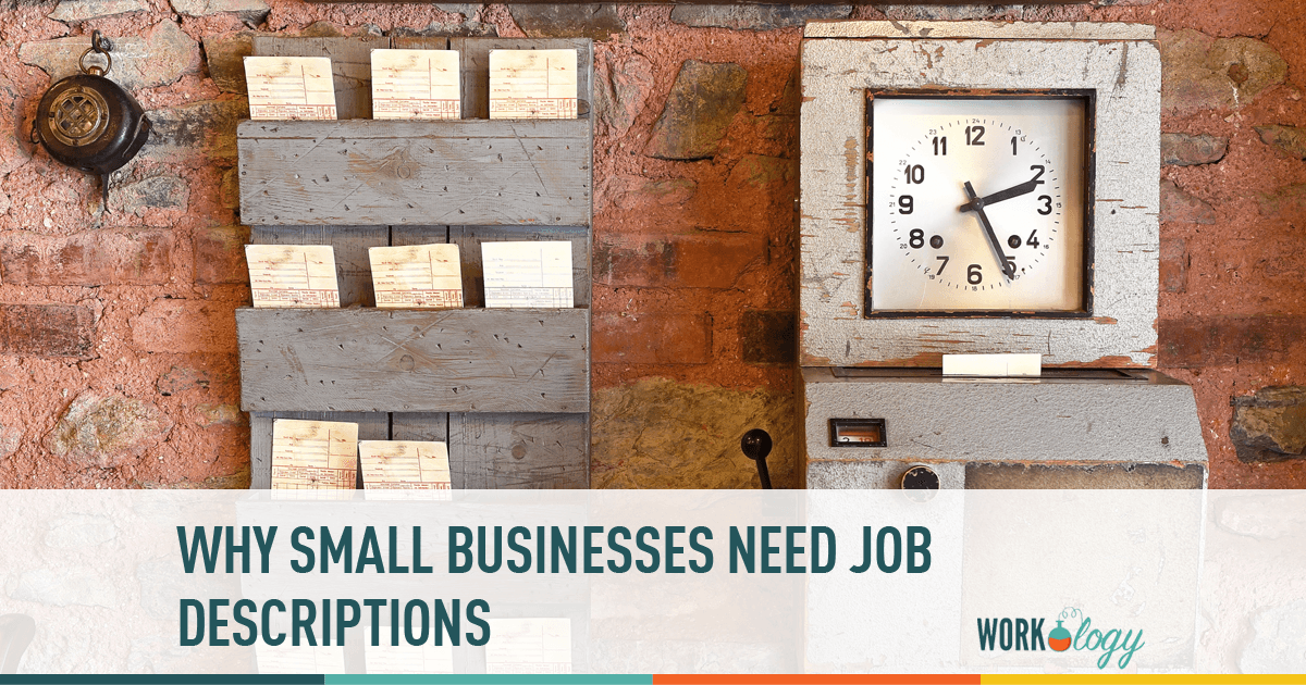 jobs, job descriptions, candidates, small business