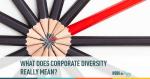 corporate diversity, workplace diversity, diversity programs at work, work diversity