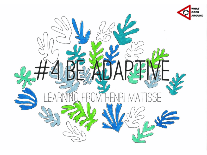 Creativity in HR, Doug Shaw - be-adaptive