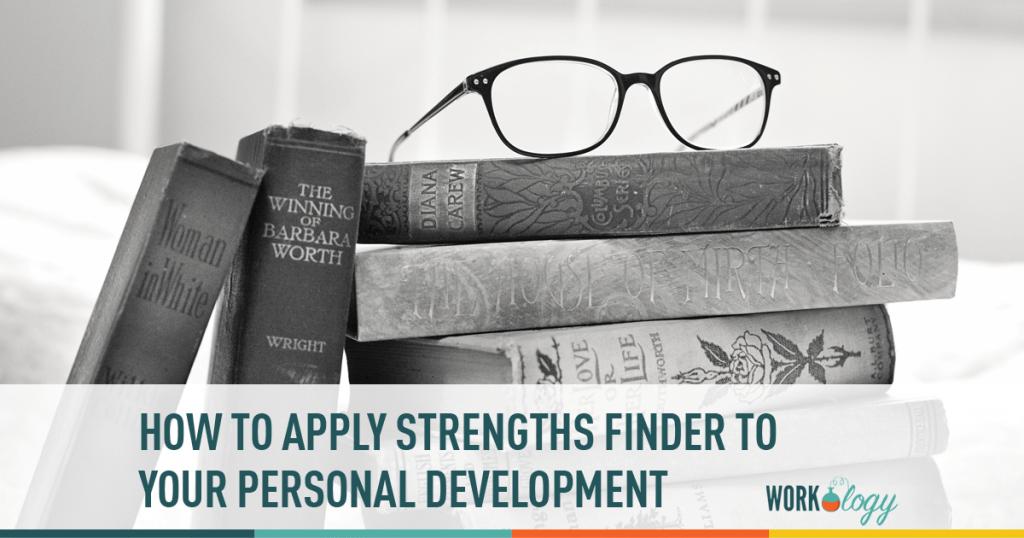 personal development, strengths finder