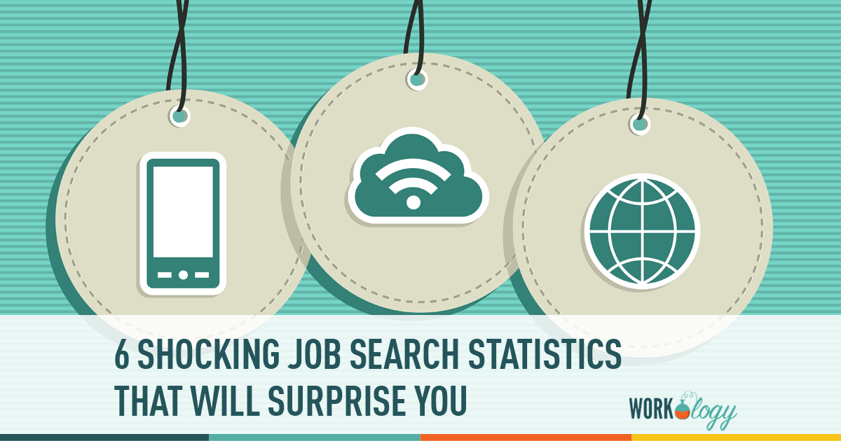 6 Shocking Job Search Statistics You Need To Know Workology