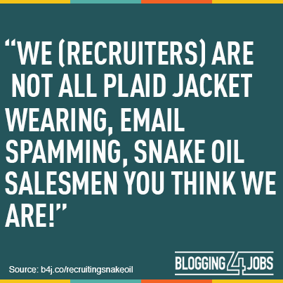 recruiting-snake-oil