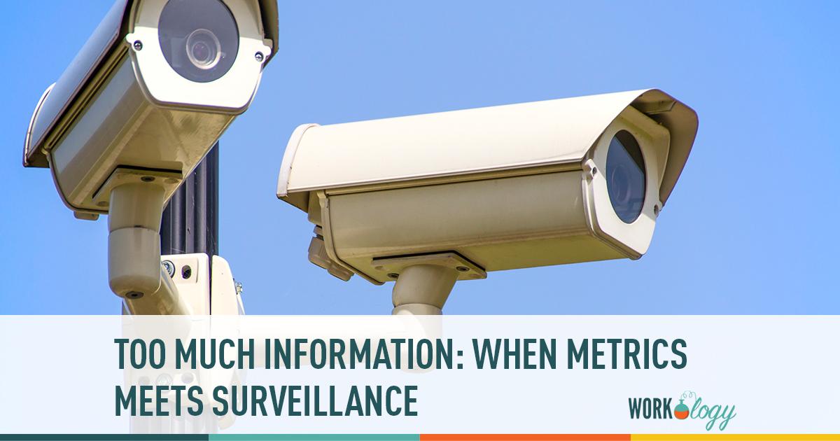 HR Metrics, HR Surveillance, Big Brother is watching