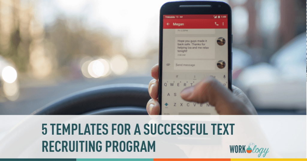 text messaging, recruiting, text recruiting