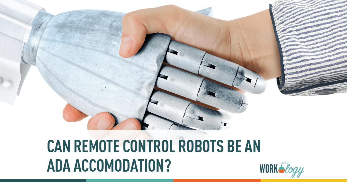 robots, AI, ADA, remote control, ada accomodation
