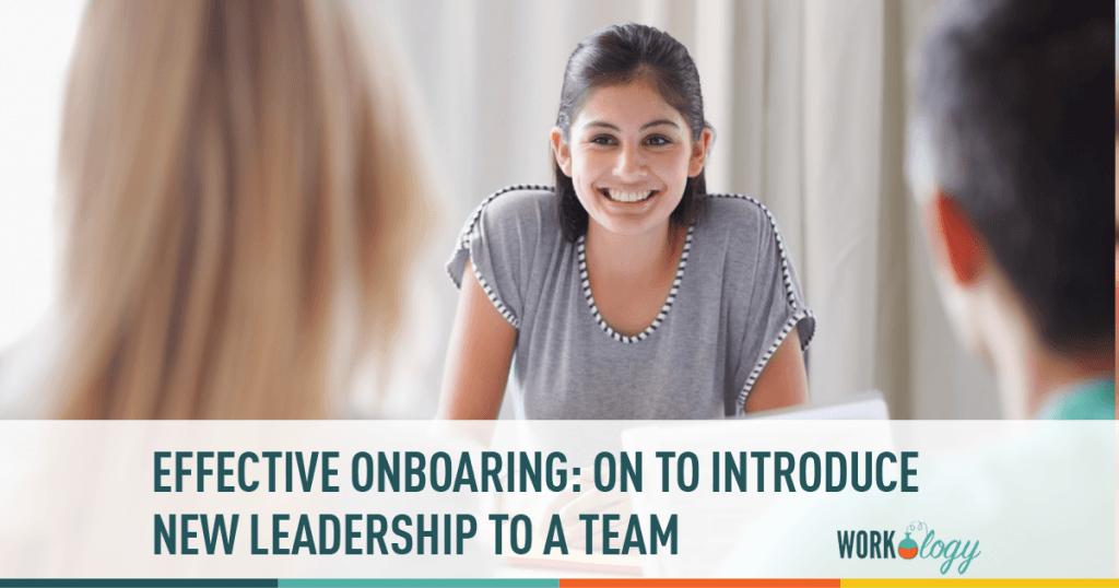 HR, Onboarding, Leadership