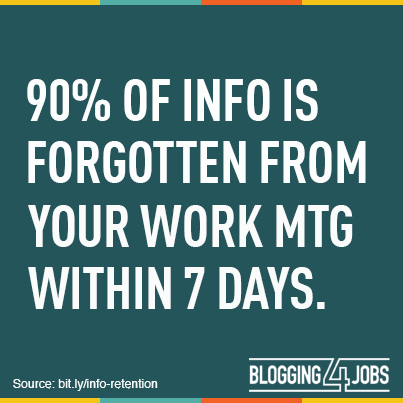 work-information-retention