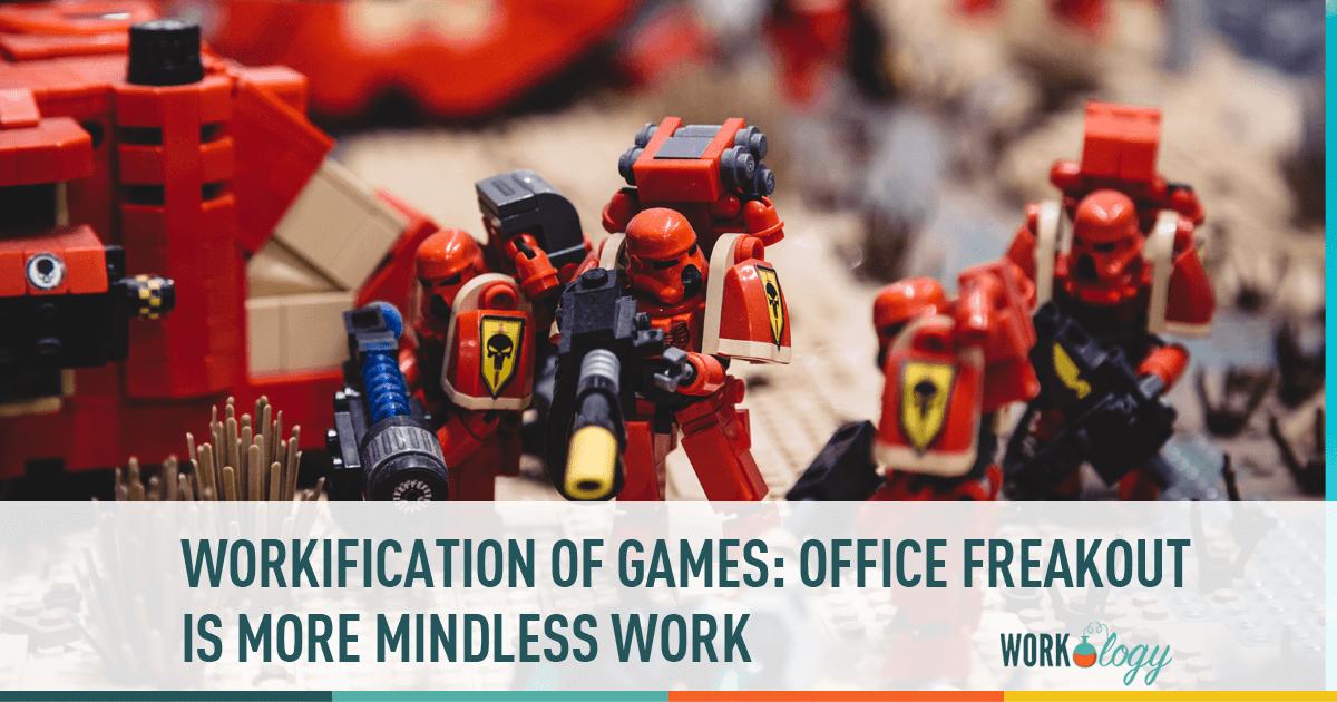 workification, workplace, office freakout