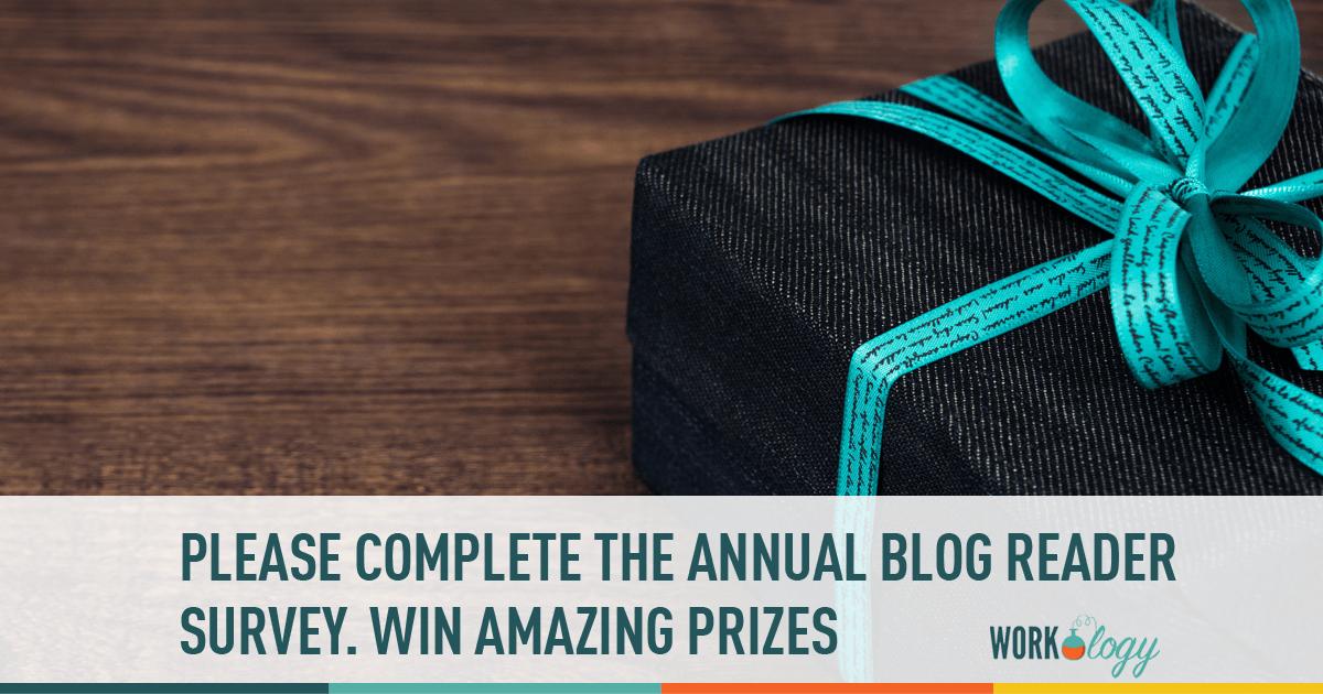 blog, blogger, reader survey