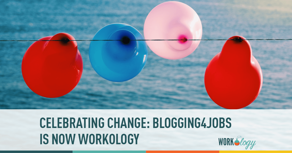 blogging4jobs, workology