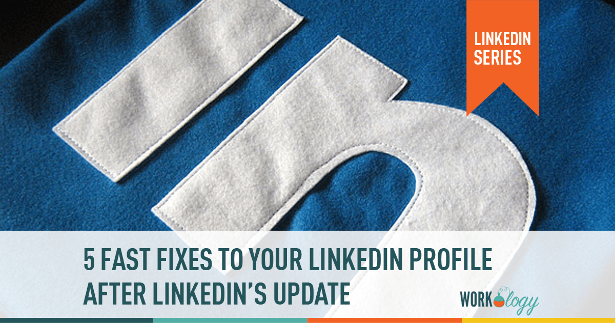 linkedin profile tips, optimizing linkedin profile, linkedin profile changes, linkedin profile updates, linkedin profile help