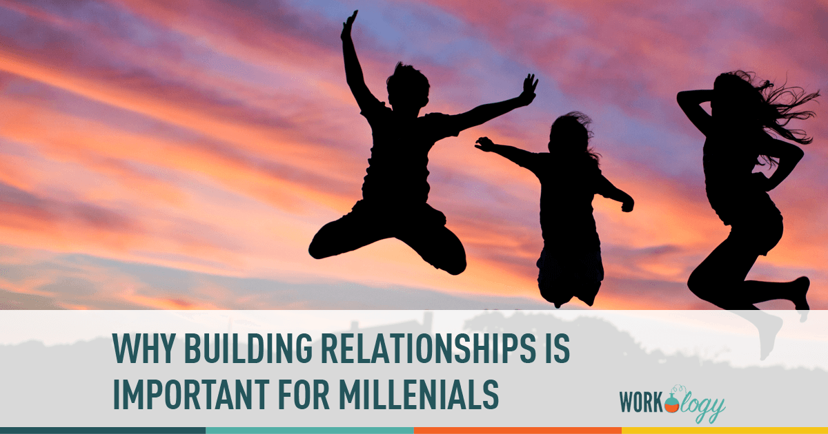 relationships, networking, millenials
