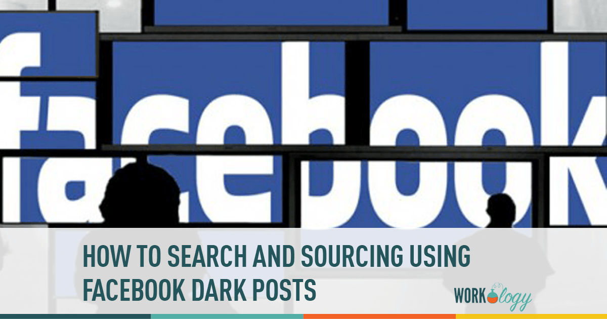 sourcing, facebook, job search, social media
