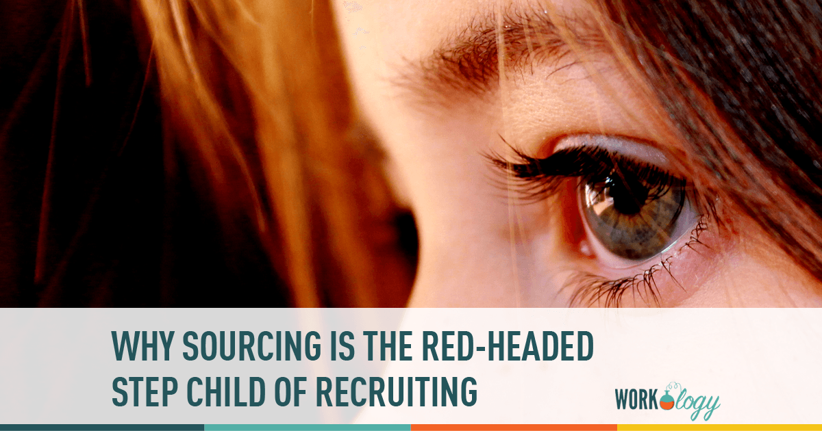 red headed step child, recruiting, sourcing
