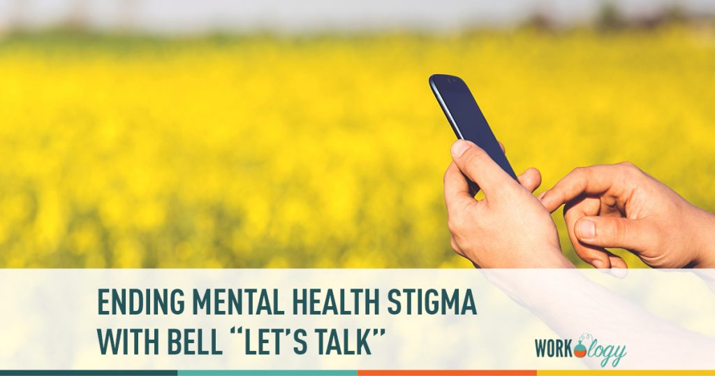 Mental Health, Corporate Giving, Bell
