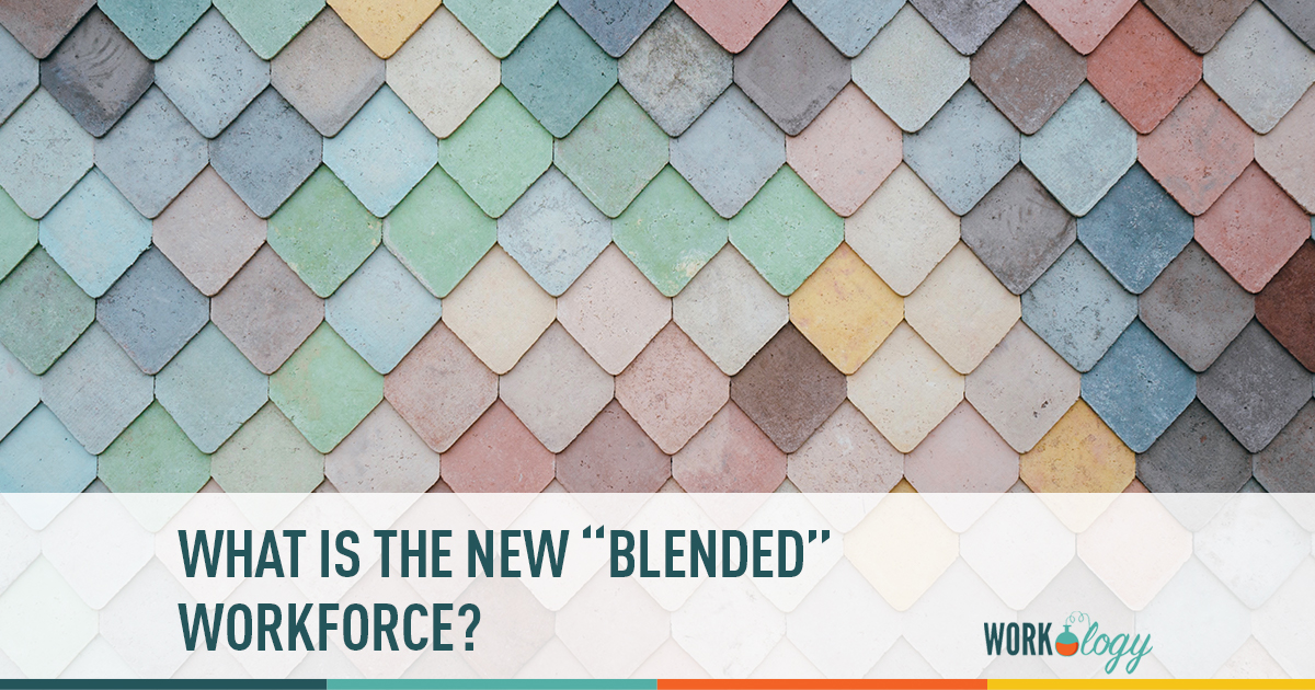blended workforce, future of HR, temporary workers, full time workers, permanent workers, freelancers