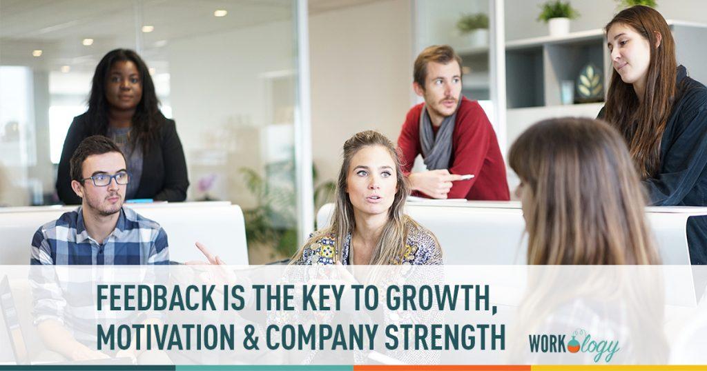 feedback, employee engagement, motivation, growth