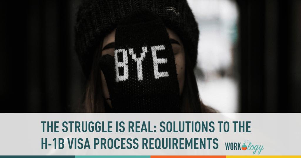 H-1B Visa, Visa Requirements, Business Travel