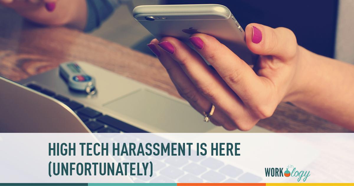 hr tech, harassment, tech