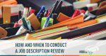 job description review, job description, job description template, job posting, job posting template