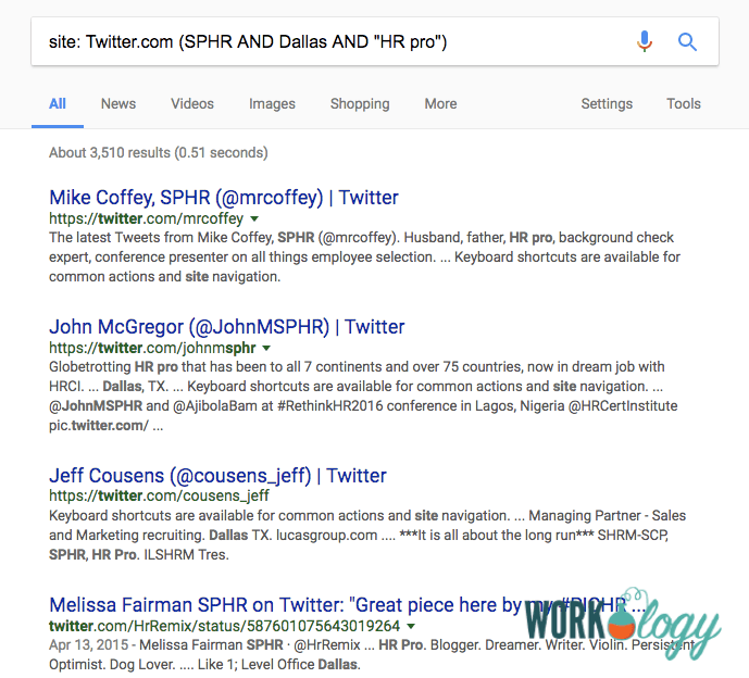 How to Use a Google X-Ray Search to Find Hidden Candidates
