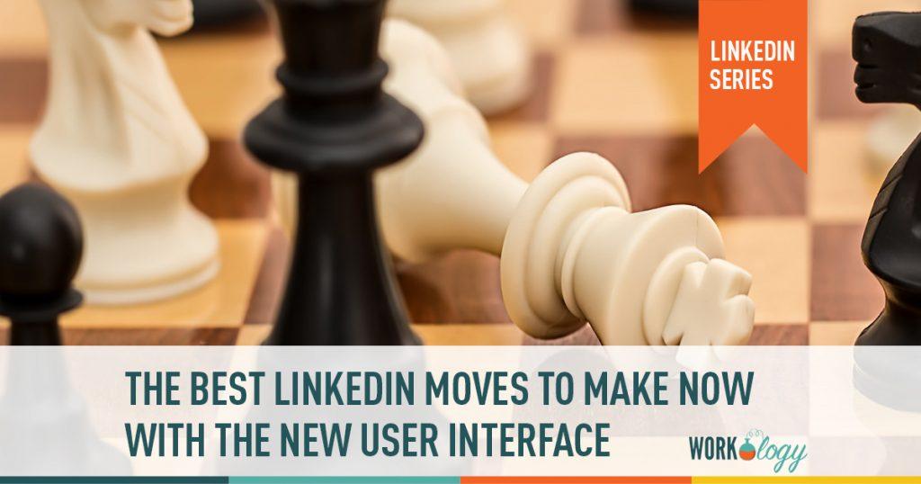 linkedin, user interface