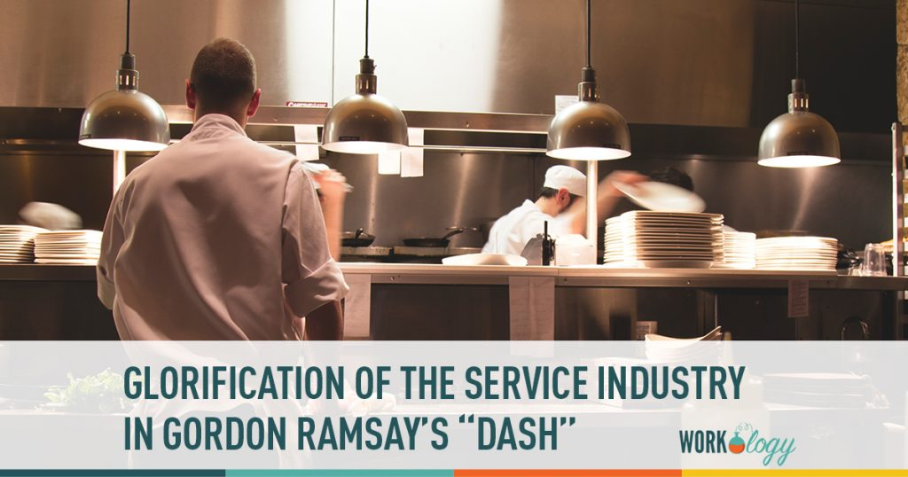 gordon ramsay dash, diner dash, service industry