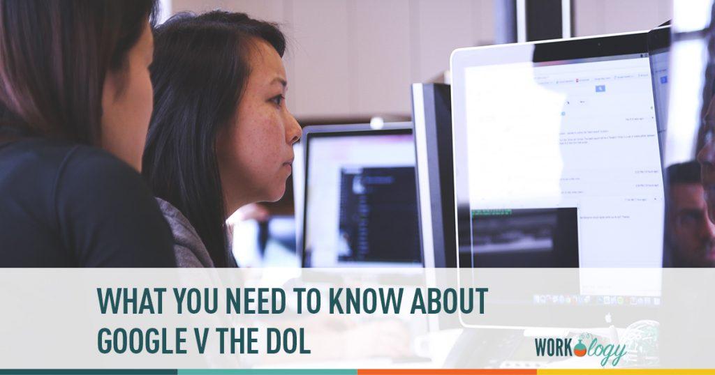 google dol, department of labor