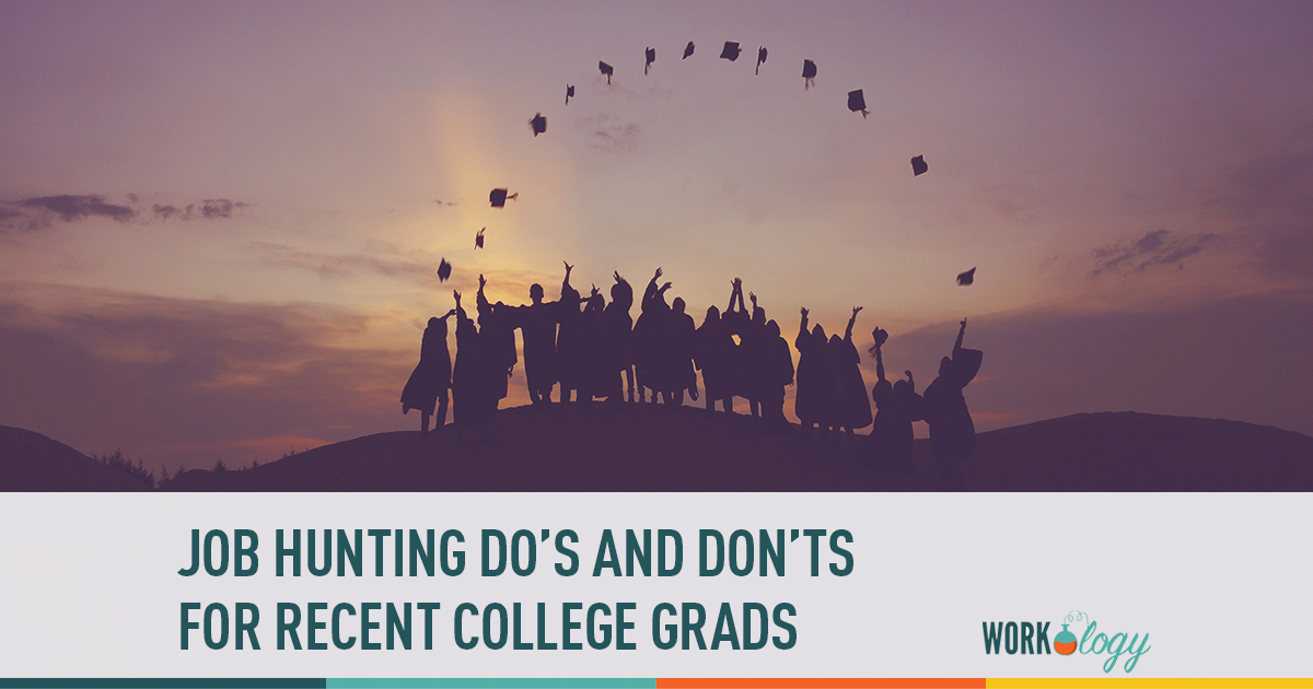 recent grads, job hunting