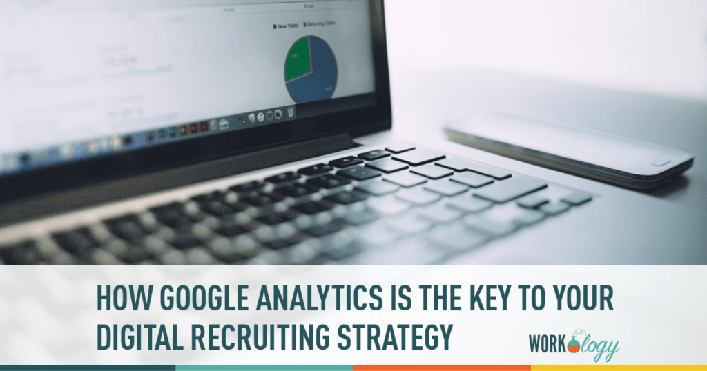 career site metrics, google analytics recruiting, google analytics career site