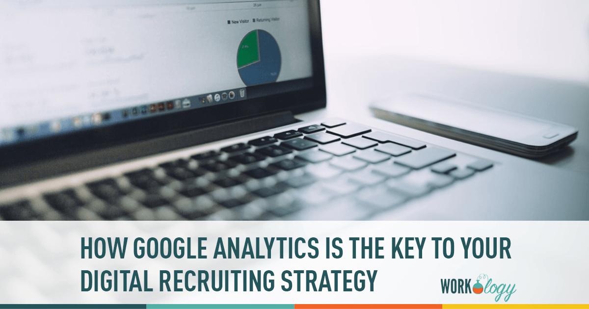 career site metrics, google analytics recruiting, google analytics career site