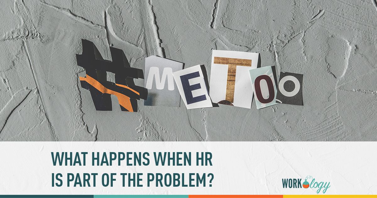 what happens when hr is part of the problem