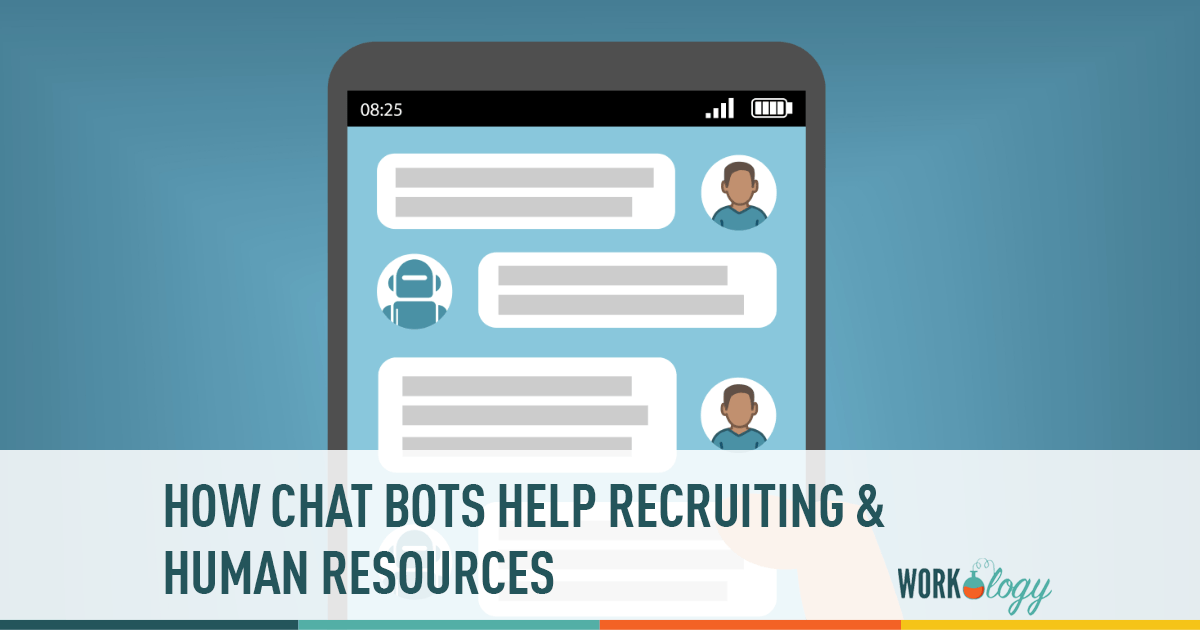 chat bot HR human resources recruiting