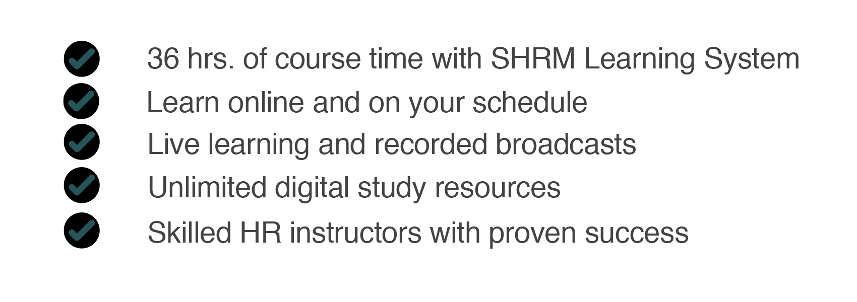 Enroll In Our Online Shrm Certification Prep Courses Workology