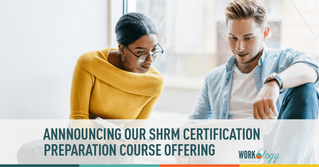 SHRM certification online course